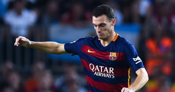 Thomas Vermaelen: Surprised by Barca move