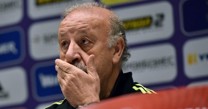 Vicente del Bosque: Retiring