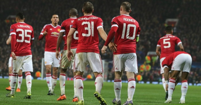 Manchester United: Improved against CSKA Moscow