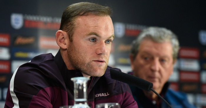 Wayne Rooney: Will not start England's friendly against Spain