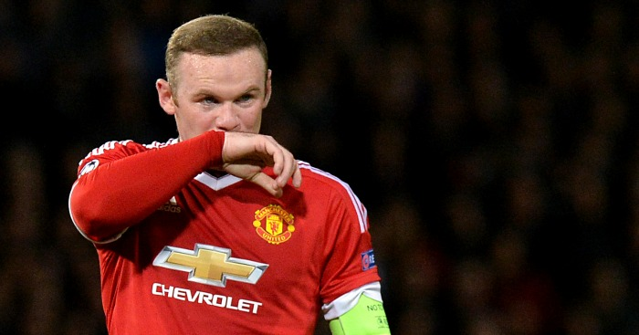 Wayne Rooney: Criticised by Roy Keane after Manchester United's draw