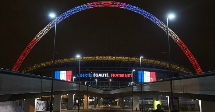 Wembley Stadium England v France TEAMtalk
