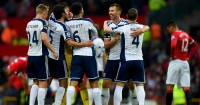 West Brom: Aiming for third win in a row at Manchester United