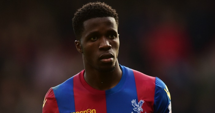 Wilfried Zaha: Overlooked by Roy Hodgson