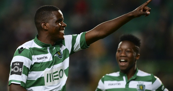 William Carvalho: Linked with Liverpool switch
