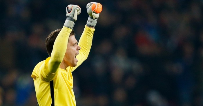 Wojciech Szczesny: Arsenal goalkeeper on loan at Roma