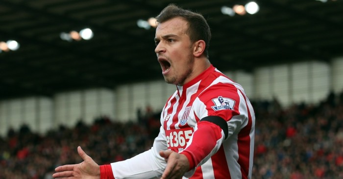Xherdan Shaqiri: Swiss star playing for Switzerland