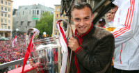 Xherdan Shaqiri: A CL winner during his Bayern Munich days
