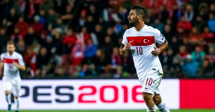 Arda Turan: Midfielder yet to play for Barca due to ban