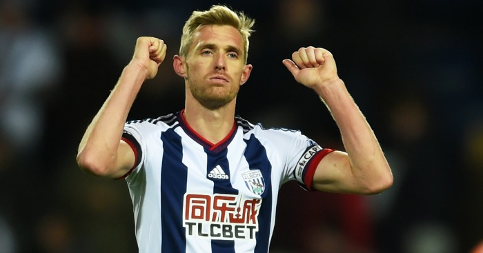 Darren Fletcher: Has been a rock in Albion's midfield