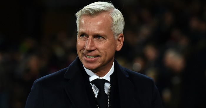 Alan Pardew: Confident of retaining top Eagles' talent