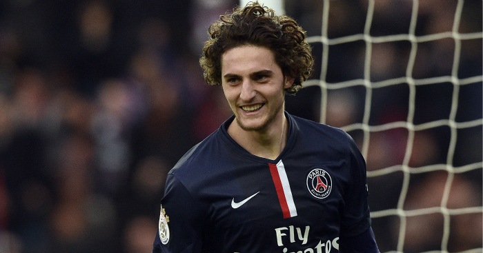 Adrien Rabiot: Reported Arsenal & Spurs target