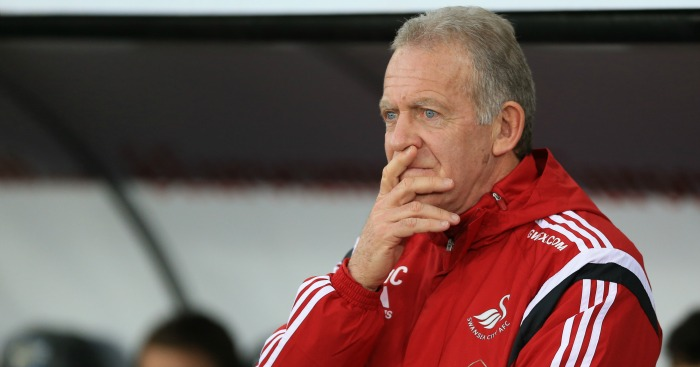 Alan Curtis: Hopeful of strengthening Swansea squad