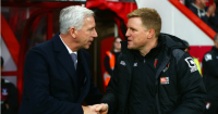 Alan Pardew & Eddie Howe: Managers full of mutual respect