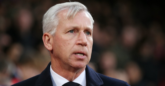 Alan Pardew: Delighted with Cabaye's performance