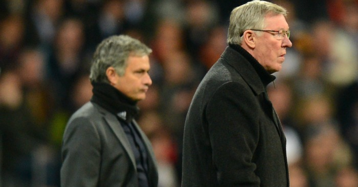 Sir Alex Ferguson: Believes Mourinho should be proud