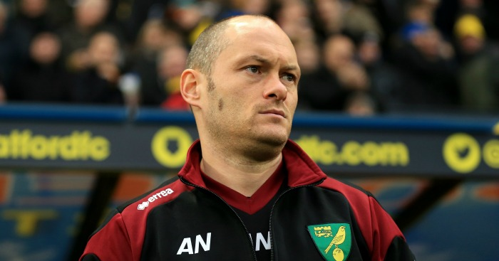 Alex Neil: Says Norwich's survival chances depend on next five games