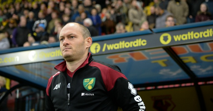 Alex Neil: Unhappy with Norwich City performance at Watford