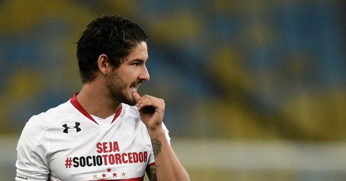 Alexandre Pato: Poised to seal switch to Chelsea