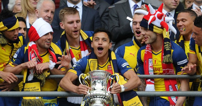 Arsenal: Current holders of the FA Cup