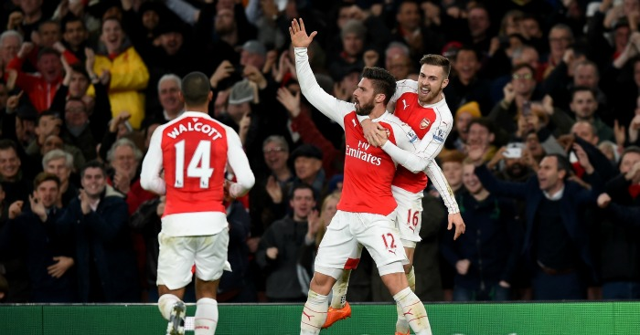 Arsenal: Looking to end a lengthy goal drought against Chelsea