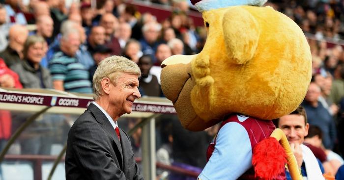 Arsene Wenger: Arsenal boss has fine record at Aston Villa