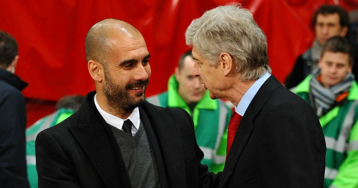 Arsene Wenger: Expects to see Guardiola in the Premier League