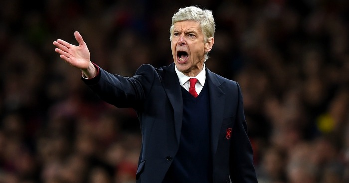 Arsene Wenger: Encouraged by Arsenal's focus and determination