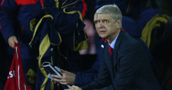 Arsene Wenger: Manager says side did not cope with physicality