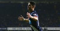 Ayoze Perez: Celebrates scoring Newcastle United's winner at Tottenham