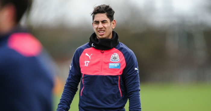 Ayoze Perez: Newcastle United forward linked with Tottenham and Manchester United