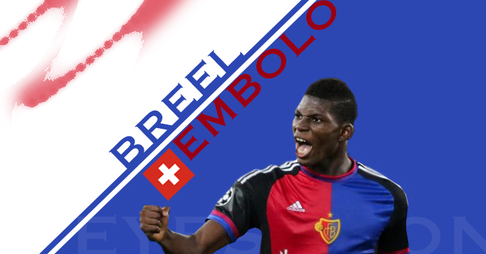 Breel Embolo: Reportedly on Arsenal and Tottenham's radar