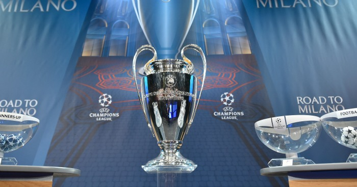 Champions League draw: made in Nyon on Monday