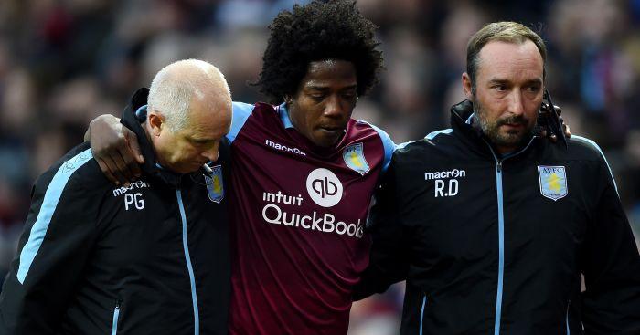 Carlos Sanchez: A big blow for Aston Villa
