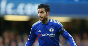 Cesc Fabregas: Hoping to return to his best form