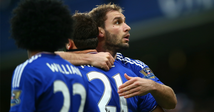 Branislav Ivanovic: Opened the scoring