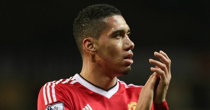 Chris Smalling: Frustrated by Manchester United's draw against West Ham