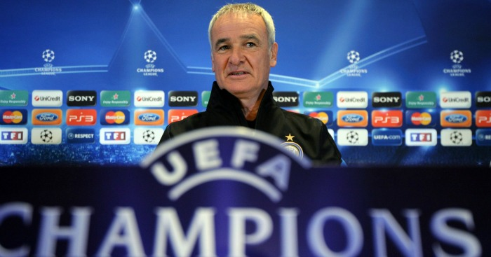 Claudio Ranieri: Has ambitious plans with Leicester City