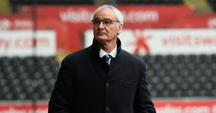 Claudio Ranieri: Happy with season so far at Leicester