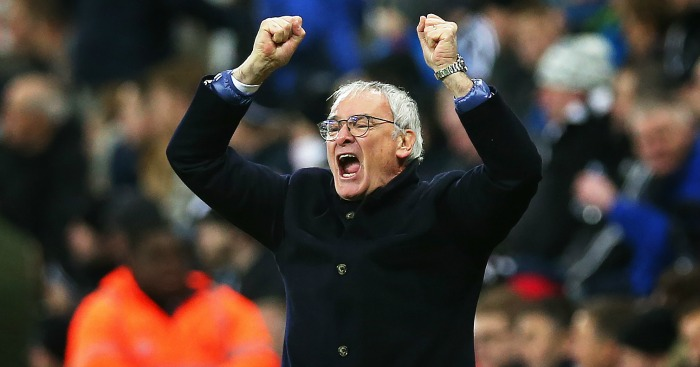 Claudio Ranieri: Achievements have caught the eye in Italy