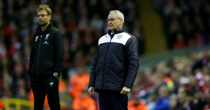Claudio Ranieri: Manager concedes Liverpool deserved win