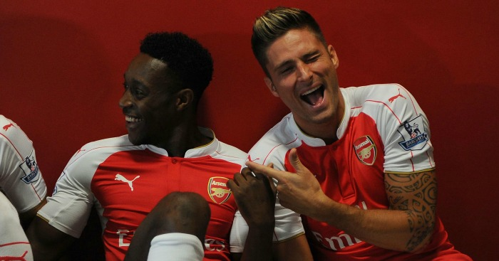 Danny Welbeck: Setback is likely to mean more game time for Olivier Giroud