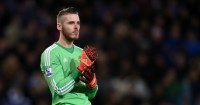 David De Gea: Could make 150th league appearance on Saturday