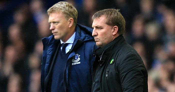 David Moyes & Brendan Rodgers: Candidates for Swansea job