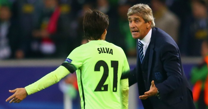 David Silva: Focusing on the present at Manchester City