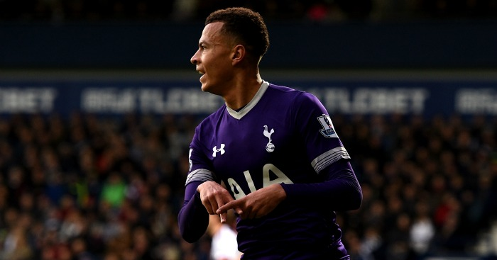 Dele Alli: Scored in Tottenham's draw at West Ham