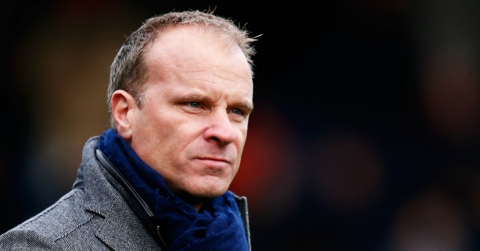 Dennis Bergkamp: Not thinking about management role yet