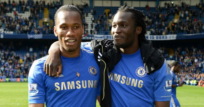 Didier Drogba: Urges Chelsea to re-sign Romelu Lukaku