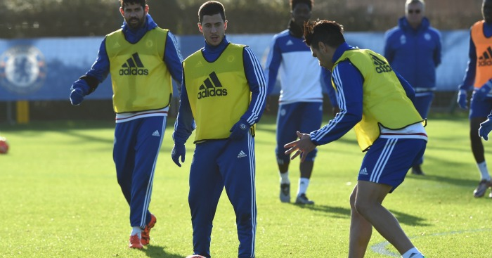 Eden Hazard: Should be fit for Chelsea against Watford