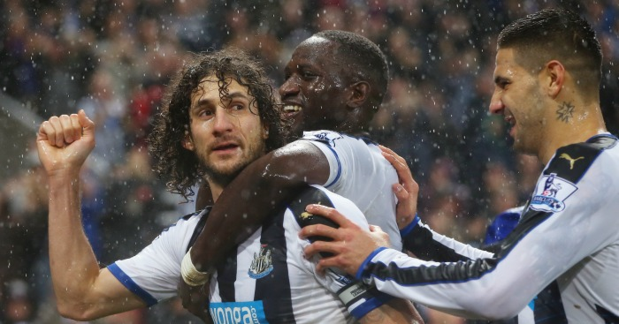 Fabricio Coloccini: Defender scored opener against Villa